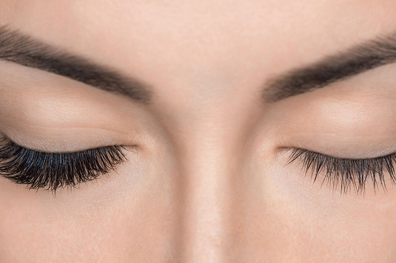 ExQuizit Beauty Mansion Hair and Body Service Eyelash Extensions