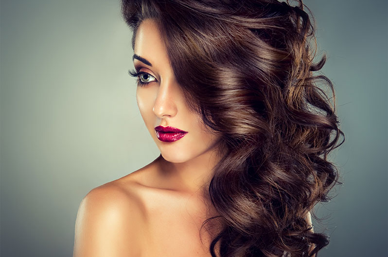 ExQuizit Beauty Salon Hair Extensions