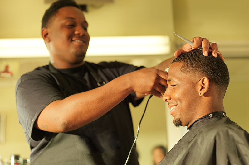 ExQuizit Beauty Salon Mens Services